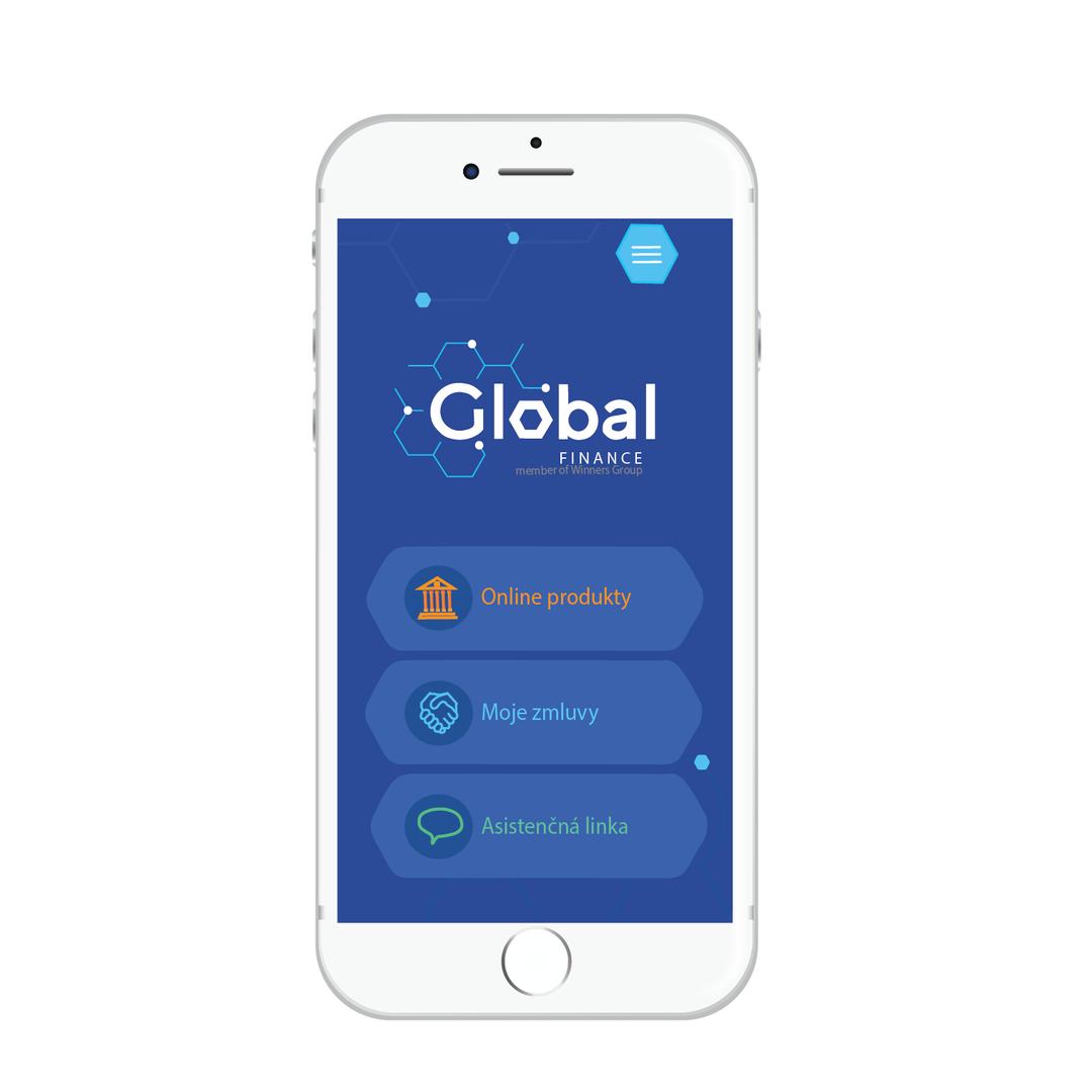 Prezentačný materiál Global finance