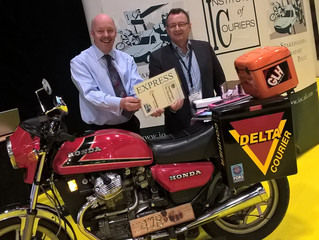 System Group Choose Winning Logistician at the IntraLogisteX Trade Show