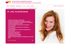 Business Portrait Dr. Med Schumacher