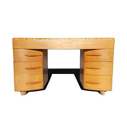 A mid-century modern Heywood Wakefield desk