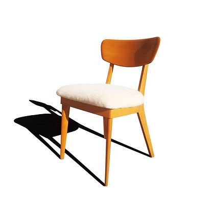 A mid-century modern - MCM - vintage - Heywood Wakefield single chair