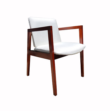 Mid century modern 1960's Franco Albini style office armchair