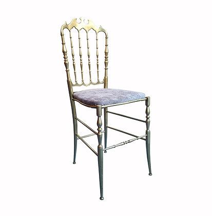 Set of 6 Chiavari (Manufacturer), Fratelli Levaggi (Designer) chairs