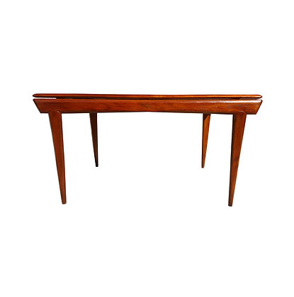 Scandinavian Mid century modern dining table by H.W. Klein for Bramin