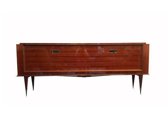 Italian transition Art Deco / mid century modern sideboard / credenza