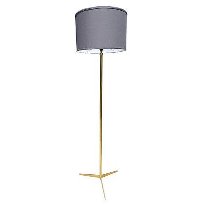 Mid century modern tripod floor lamp in the manner of Paul McCobb - MCM