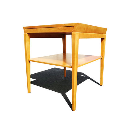 A mid- century - post modern - Swedish Edmond Spence side table