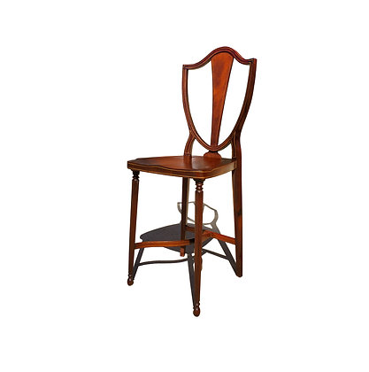Neoclassical Hepplewhite / Federal single chair