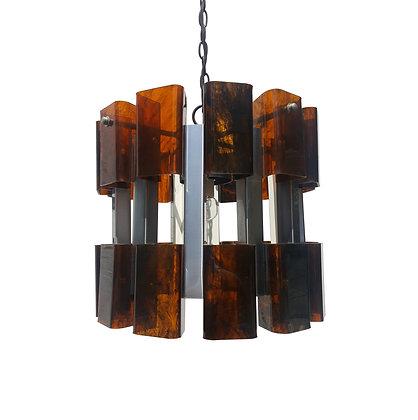 Mid century modern ceiling light / chandelier
