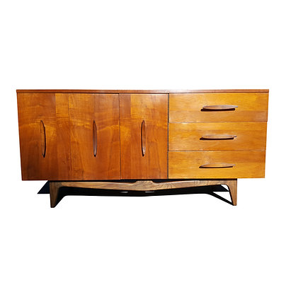 Mid century modern Credenza / sideboard - MCM