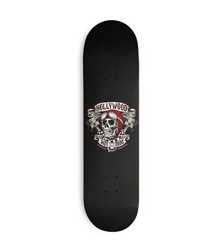 Grim Racer Skateboard Deck