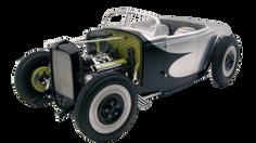 """32 Roadster """"Platinum Bomb"""""""""""