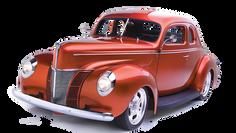 """40 Ford """"2012 Street Rodder Road Tour"""""""