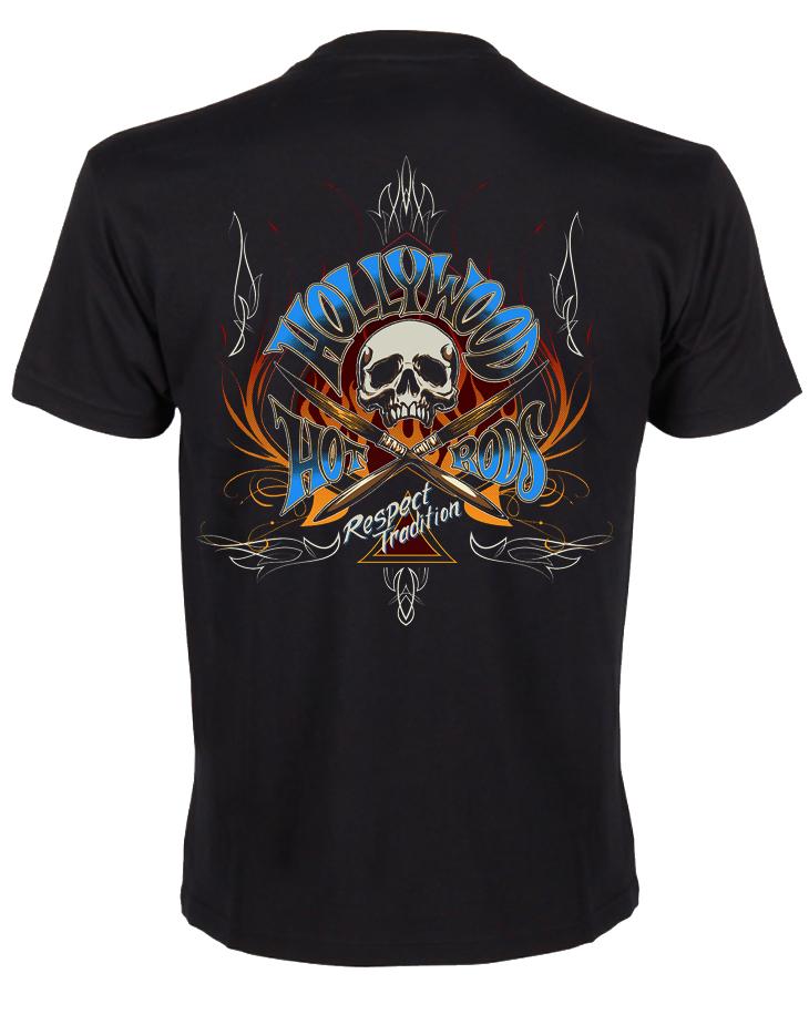 Hot Rod T Shirts >> Pinstriper T Shirt