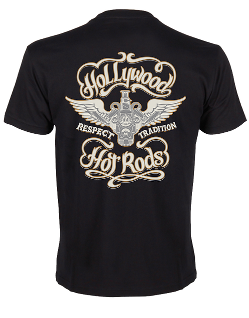 Winged Flatty T-shirt
