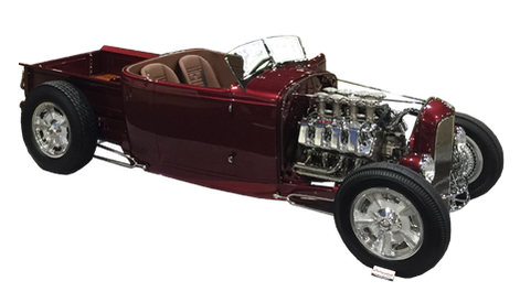 32 Ford Roadster Pickup -  Wes