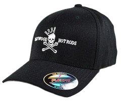 Skull & Wrenches Flex Fit Style Hat