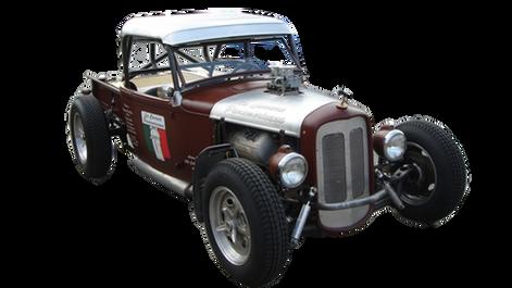 "31 RPU Race Truck ""El Correcaminos"""