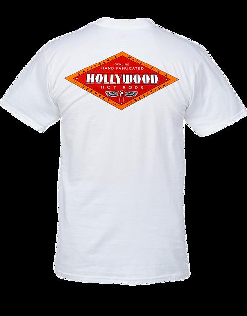 Mason white T-shirt