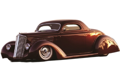 """35 Ford """"Ruby Deluxe"""""""