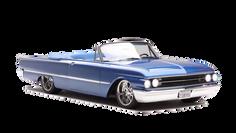 1961 Sunliner (2015 Street Rodder Road Tour Car)