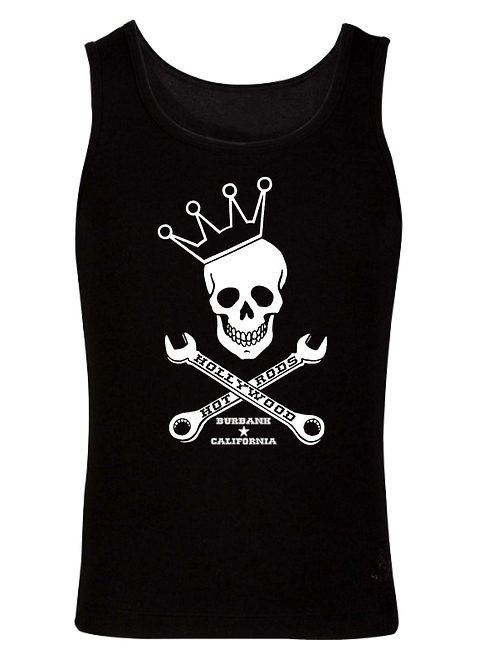 Skull & Wrenches Womens tank