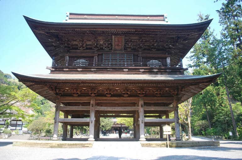 Kamakura Enkakuji