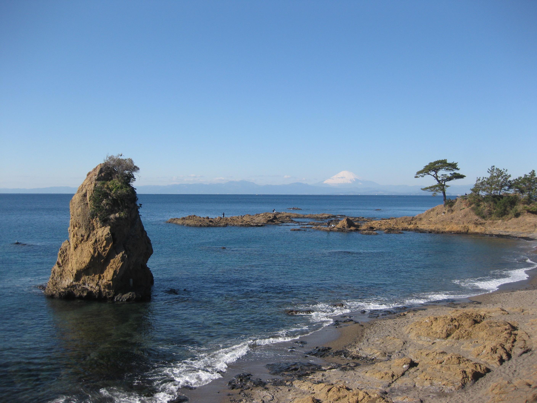 Akiya beach Tateishi