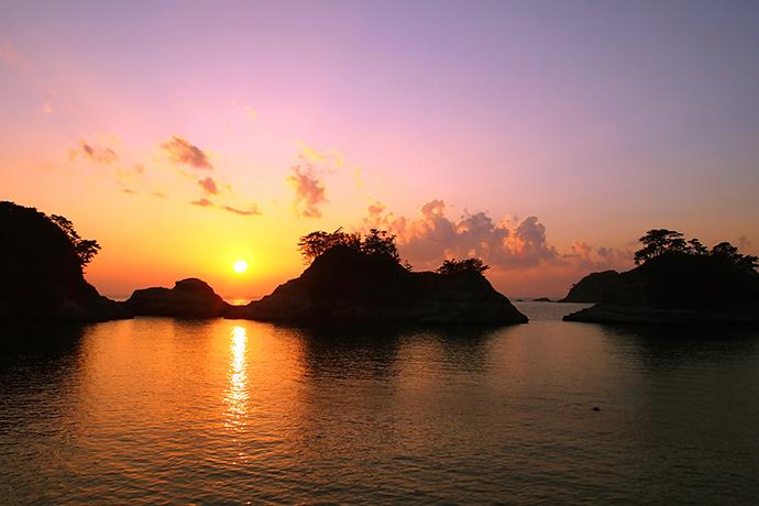 Izu sunset
