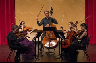 The finale of the Dvorak Quintet at PRISMA, British Columbia