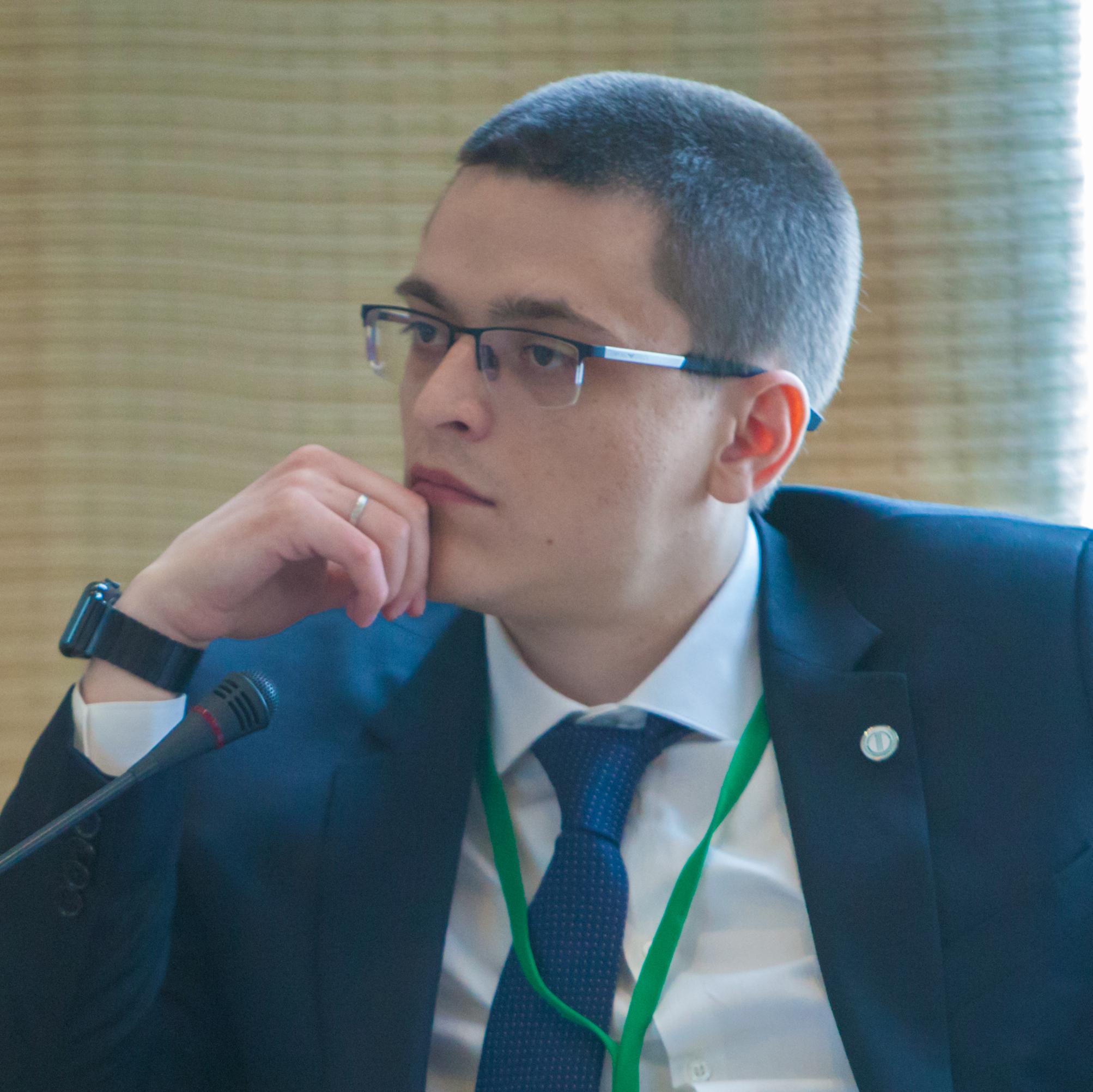 Павел Косырев