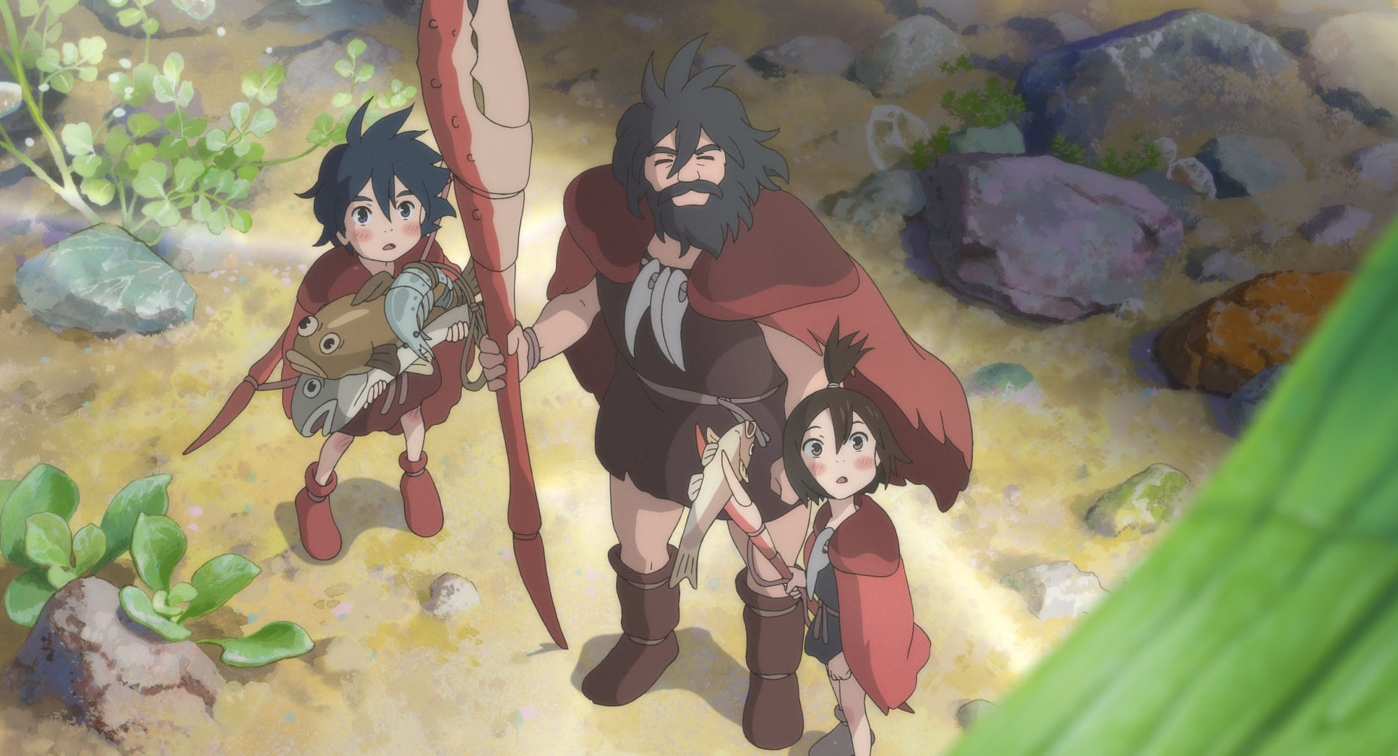 Ponoc Short Films Theatre, Volume 1 – Modest Heroes