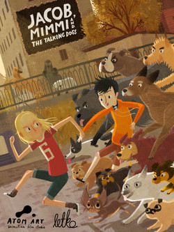 Jacob, Mimmi and the Talking Dogs