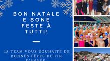 Infos vacances de Noël 2020 :