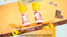 Roller skate  - C'est la reprise !