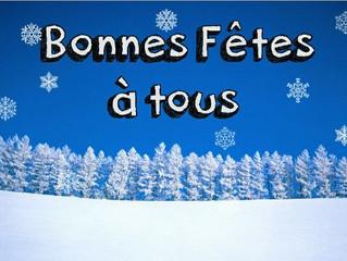 Clap de fin d'année !!!