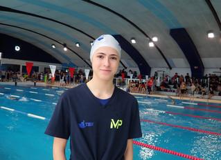 Amélie Arnoux - Jeux des Iles 2019