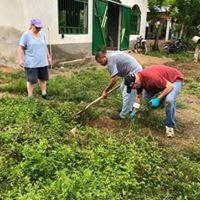 2018 summer Honduras trip Castanos church