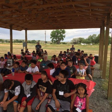 Indian Reservation Kid's Day