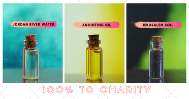 100% to Charity