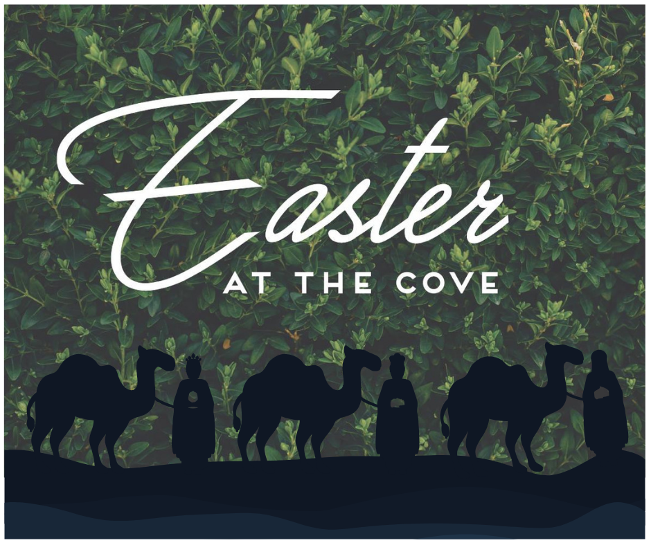 Easter at the Cove