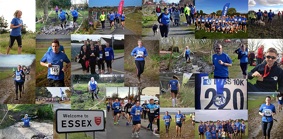 Leigh on Sea Striders, Running Club