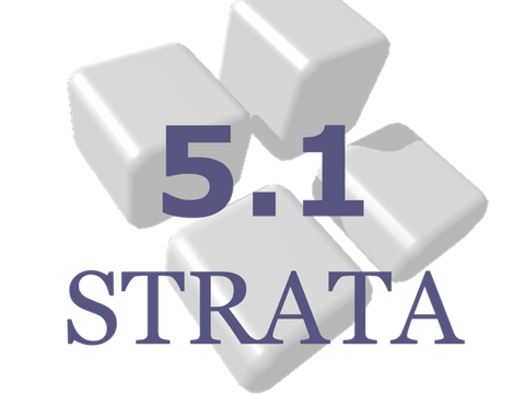 STRATA Release 5.1 (version 5.1.16) out now, just in time for the start of Academic Year 2019!