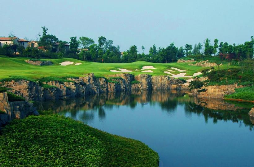 Luxehills International Golf and Country Club - Chengdu China