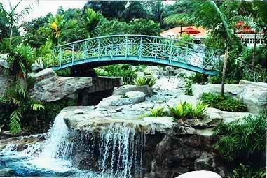 Merlion Statue Rockbase - Sentosa Singapore