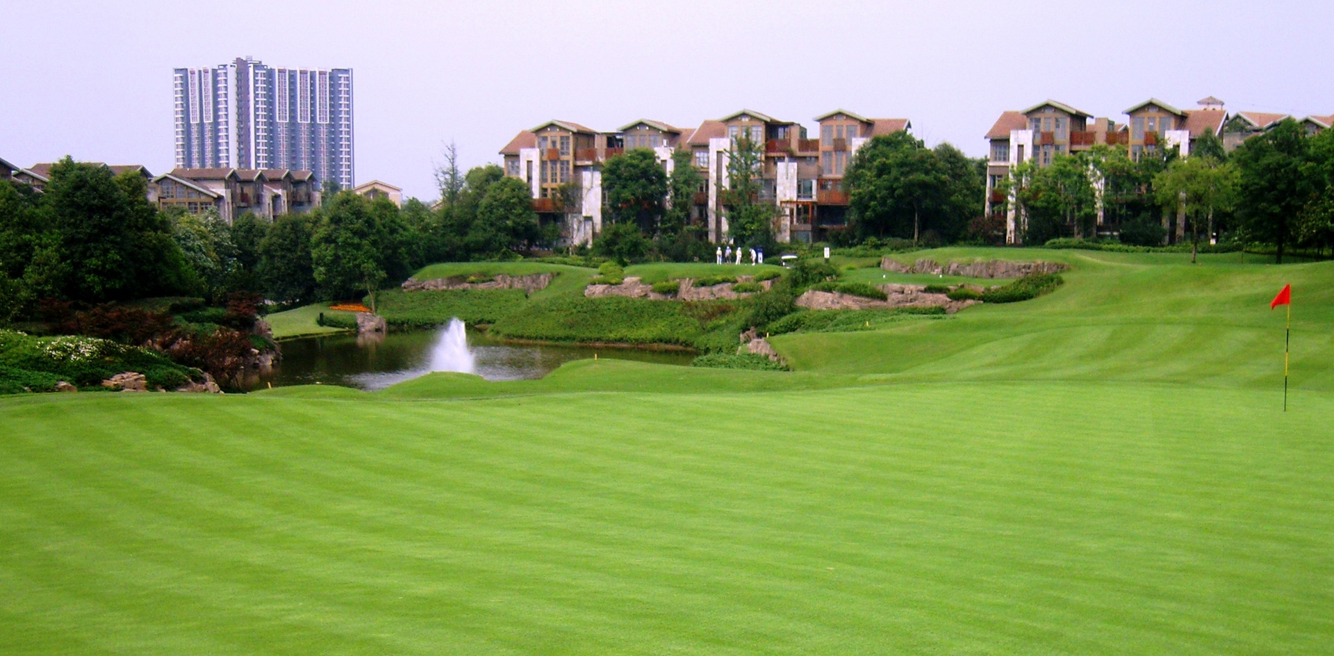Luxehills International Golf and Country Club - Chengdu China