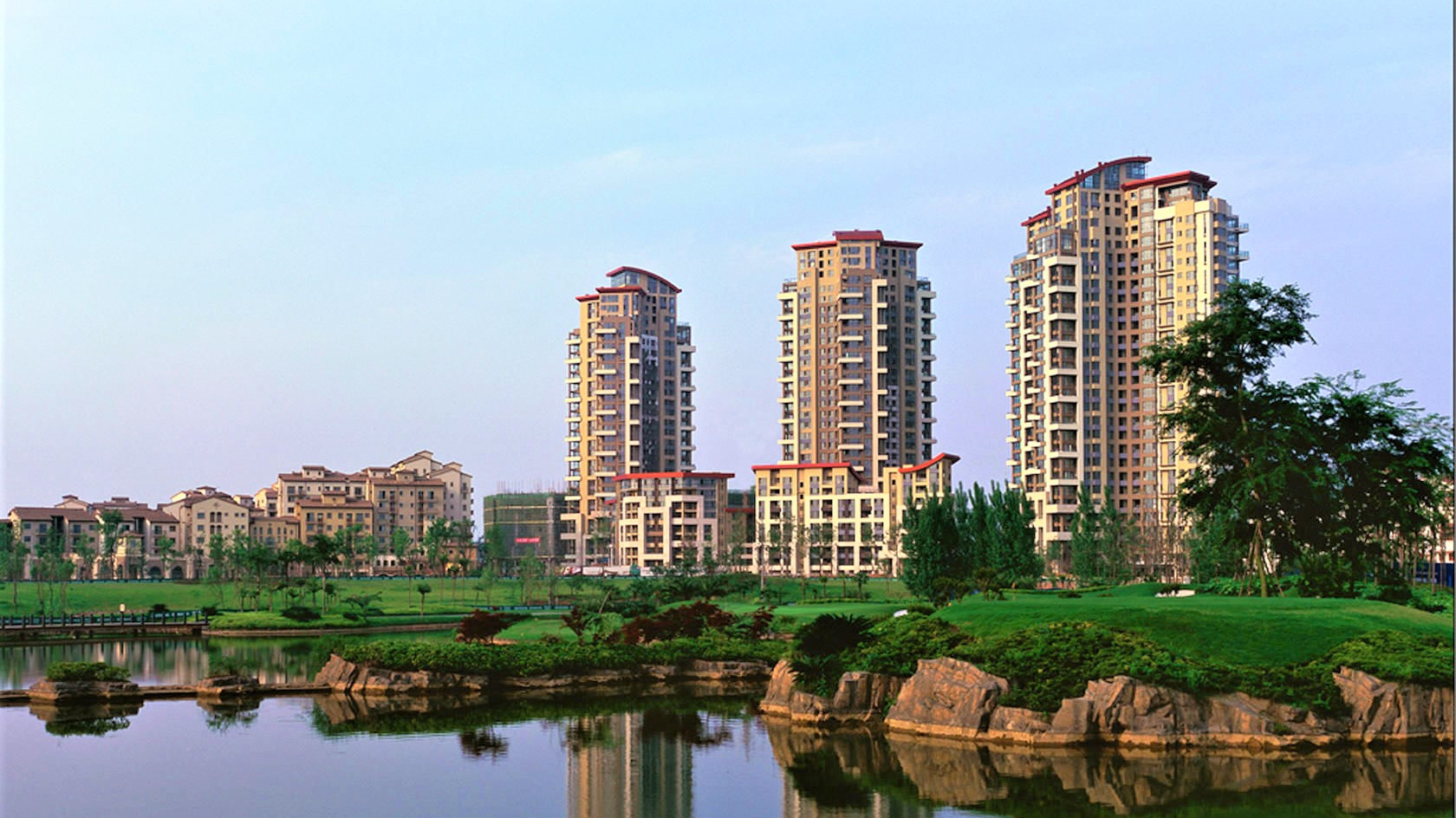 Luxehills Iinternational Golf and Country Club - Chengdu, China