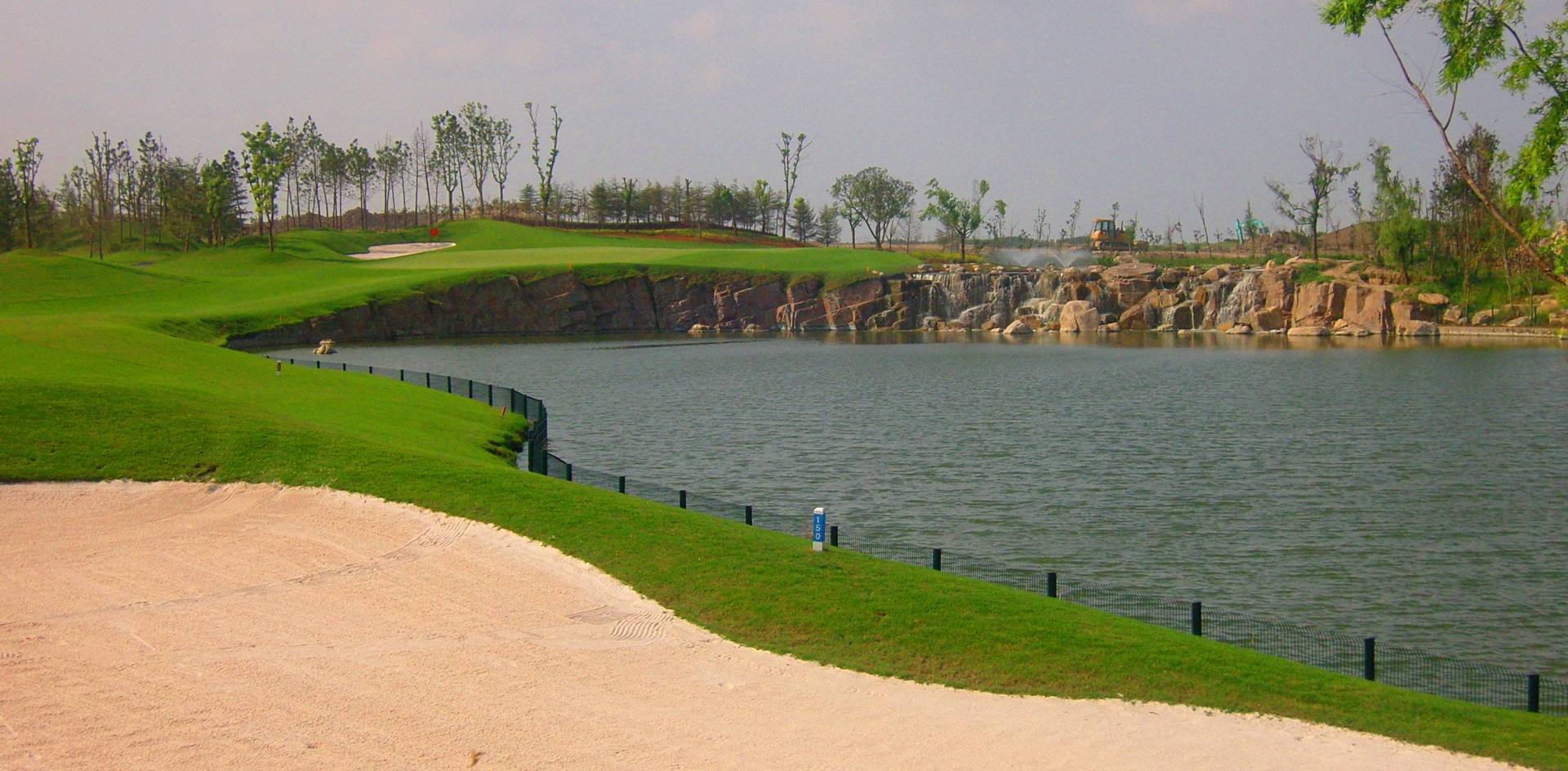 Dongzhaung Beach Golf Course - Shanghai China
