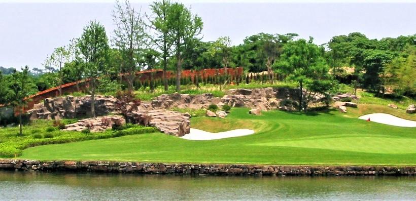 Jian Lake Golf Course - Shaoxing China