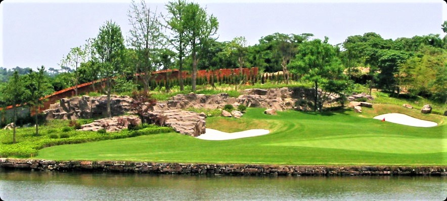 Jian Lake Golf Course - Shaoxing China